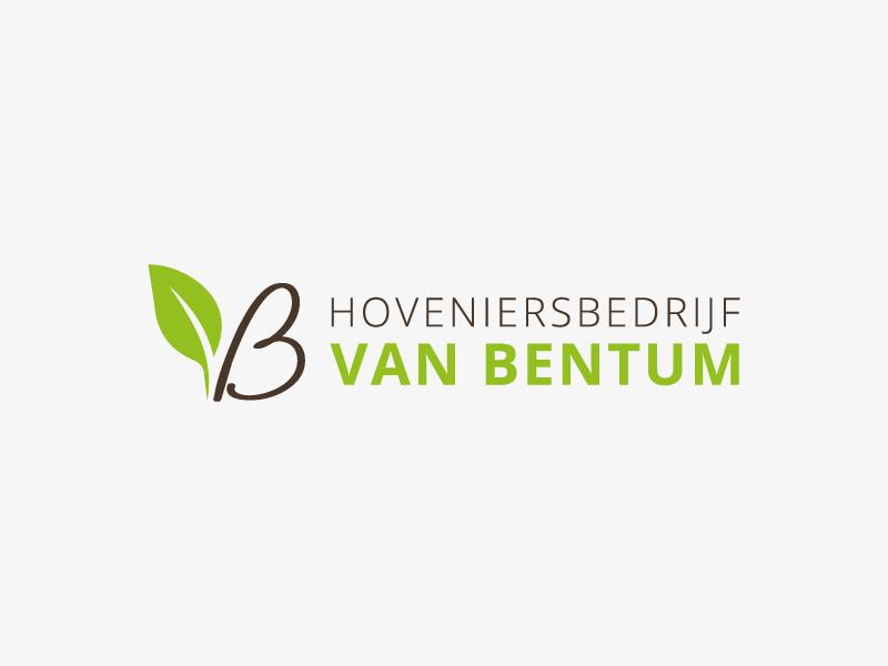Logo Hoveniersbedrijf Van Bentum