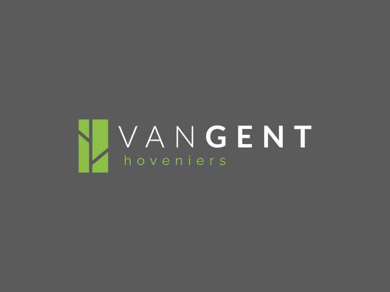 Logo ontwerp Van Gent Hoveniers