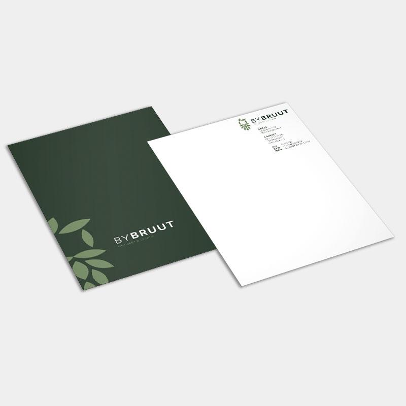 Briefpapier ByBruut